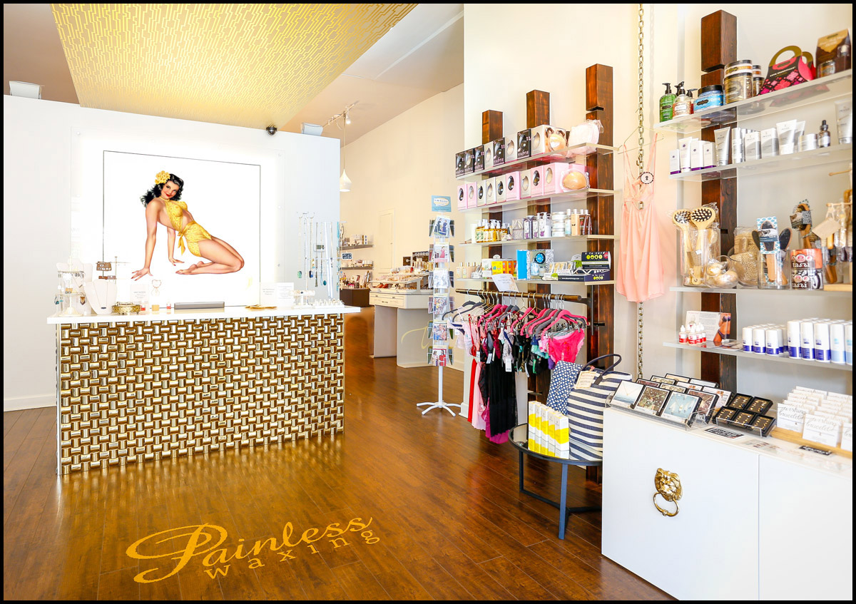 Painless Waxing Boutique In Chicagos Lakeview Neighborhood